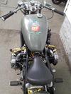 Honda Airbrushed Gas Tank