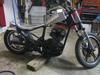 Suzukit Bobber Blow Motor