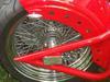 80 spoke 21 billet front wheel