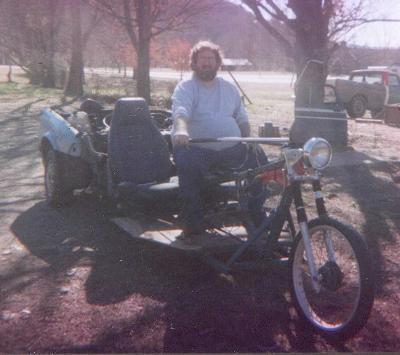 Chevy Trike