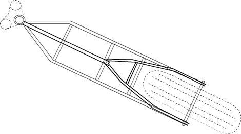 chopper wishbone diagram