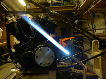 102 cc Engine
