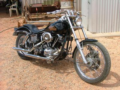 FX1200 Custom Harley