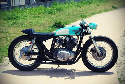 gs400 cafe racer