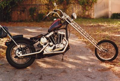 1979 Sportster Chopper