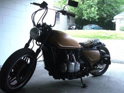 1981 GL1100