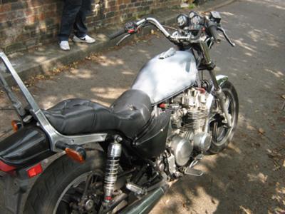 Kawasaki ZN700