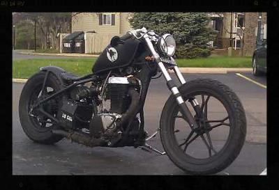 1999 Savage Bobber