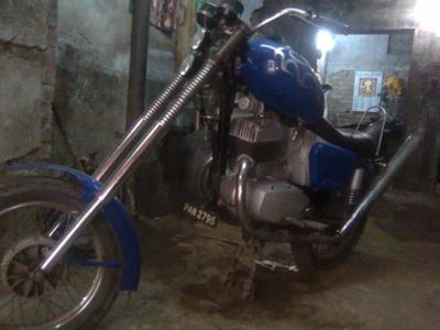 250 cc chopper