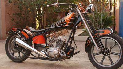 250cc chopper