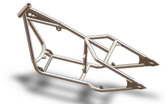 250 rigid sporster frame