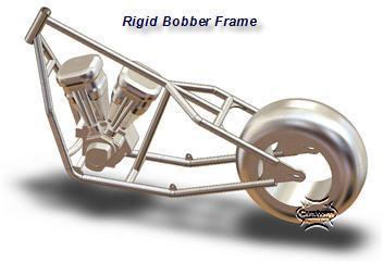 custom bobber motorcycle frames. Custom Bobber Motorcycle Frames I