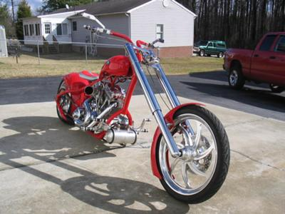 stretched chopper