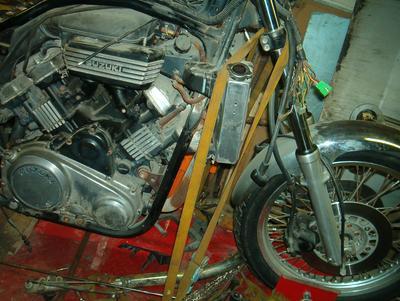 1200cc V4 Trike