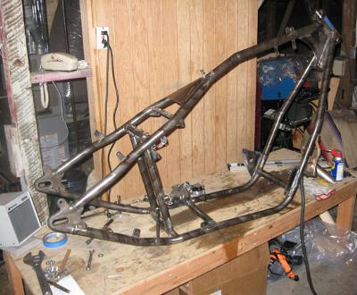 240 Rigid Frame Build