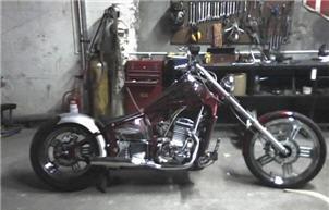 chopper before