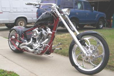 Big Bear D.A. Kit Bike