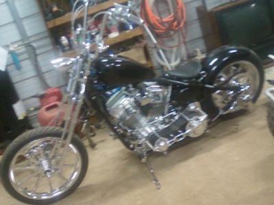 bobber kit bike