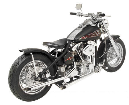 rockabilly kit bike
