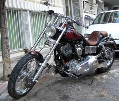custom dyna low rider