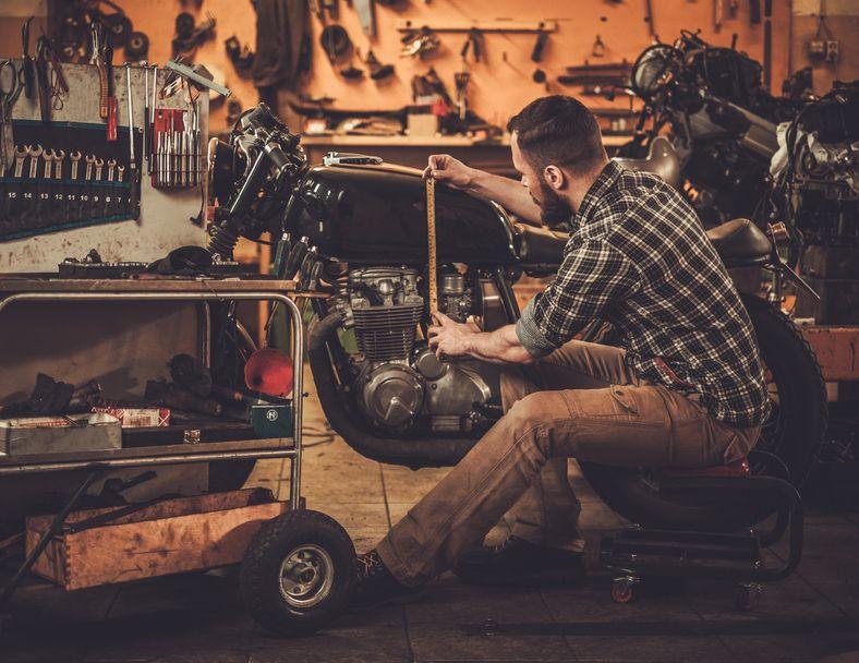 cafe racer build