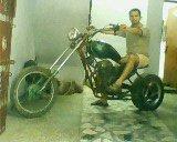 Home Build Chopper