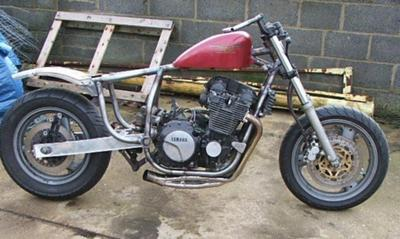 FJ 1200 Yamaha Chopper