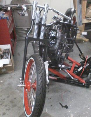 Bobber Before Picture