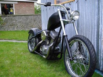 Sportster Chopper