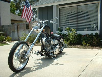 Chopper Kit Bike