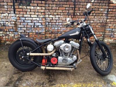 Harley Davidson 1200 Sportster Bobber
