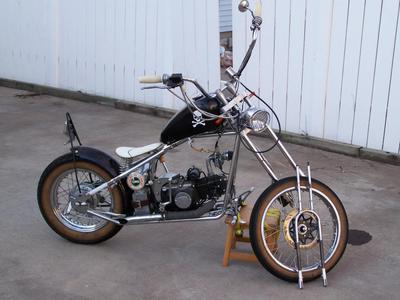Starter Motorcycle