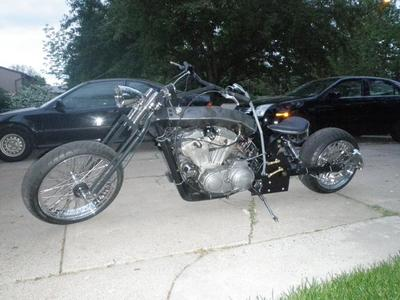 Home Made Sportster