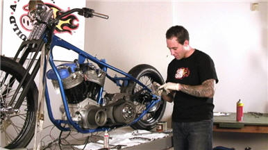 building a chopper