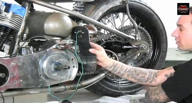 Installing Brake Light