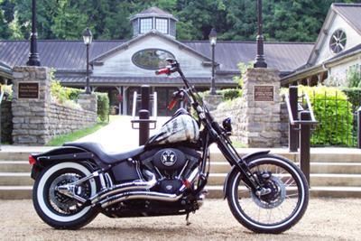 Jack Daniels Bike