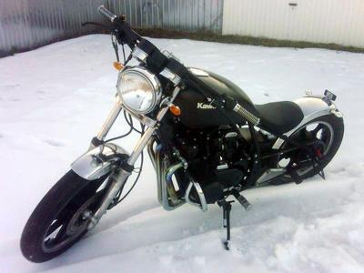 Kawasaki Z 550 LTD