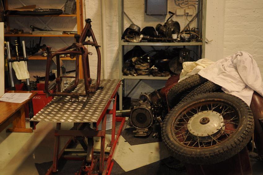 bike builders shop