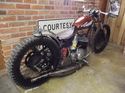 Honda Elsinore MT250