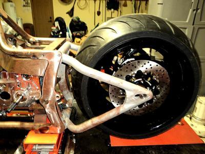 300 rear wheel