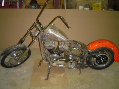Modified Panhead