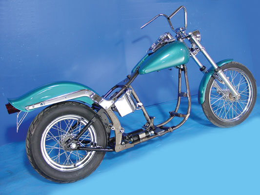 How to build a chopper how to build a chopper starting with a rolling chassis solutioingenieria Choice Image