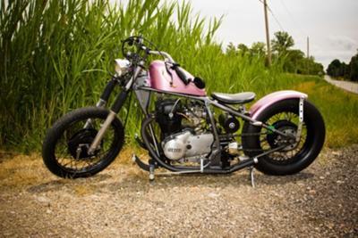 XS400 Hardtail Bobber
