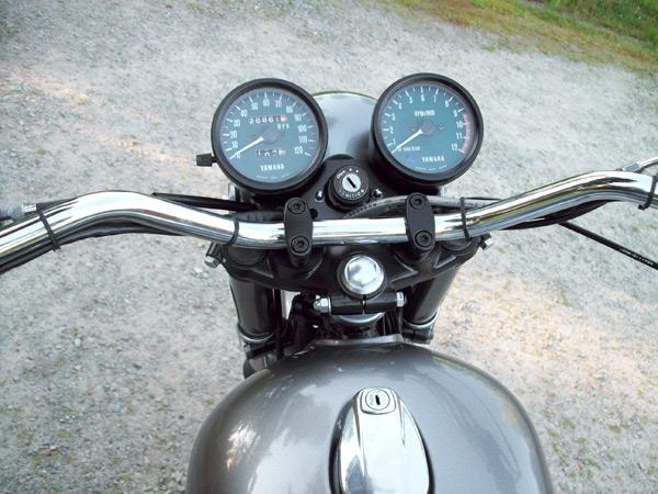 new speedometer