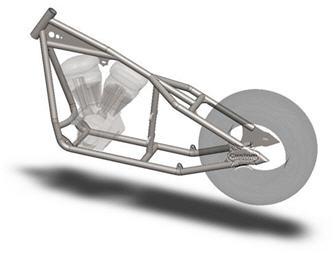sportster frame plans