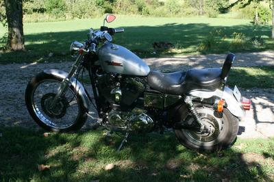 2001 XL Custom