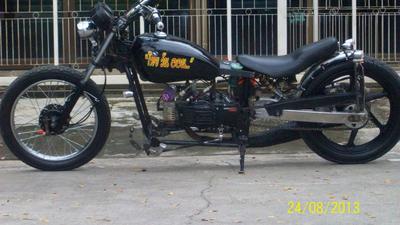 Suzuki 110cc Chopper