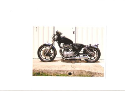1979 xs650