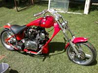 Yamaha 1100cc Custom Chopper