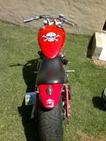 1100cc Yamaha